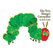 The Very Hungry Caterpillar Book By Eric Carle, Grades pre-school - 3rd