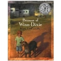 Candlewick Press Because of Winn-Dixie Book By Kate Dicamillo, Grades 4th+