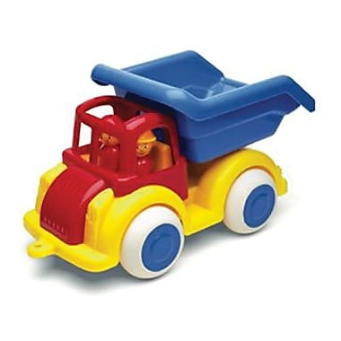International Playthings Vikingtoys® 10in. Super Chubbies Dump Truck