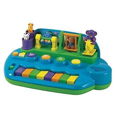International Playthings Playful Pals Piano