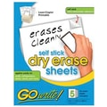Pacon® GoWrite!® Dry Erase Handwriting Sheets, 11in.(W) x 8 1/4in.(L)