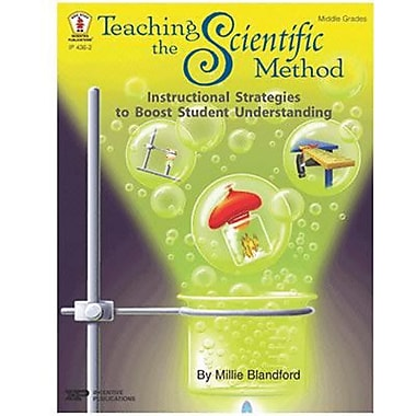 Incentive Publication® Teaching The Scientific Method Book, Grades 4th - 8th