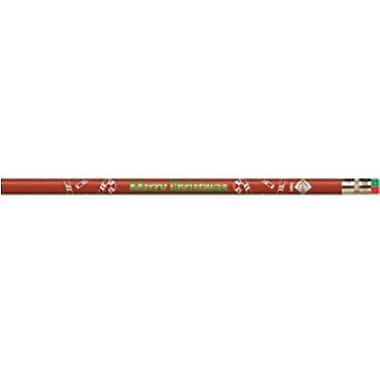 Moon Products Merry Christmas From Your Teacher Pencil, Dozen