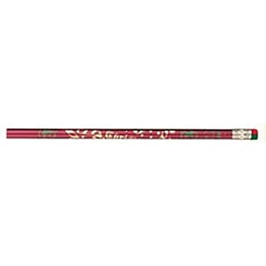 Moon Products Merry Christmas Pencil, Dozen