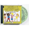 Kimbo® Educational pre-school Aerobic Fun CD