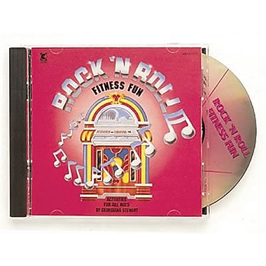 Kimbo® Educational Rock N Roll Fitness Fun CD