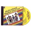 Kimbo® Educational Multicultural Rhythm Stick Fun CD