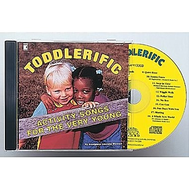Kimbo® Educational Toddlerific CD