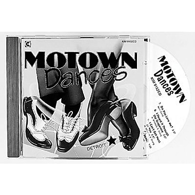 Kimbo® Educational Motown Dances CD
