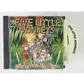 Kimbo® Educational Five Little Monkeys CD