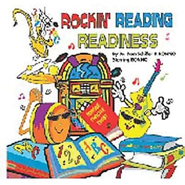 Kimbo® Educational Rockin' Reading Readiness CD