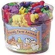 Learning Resources® Friendly Farm Animals Good Job Jar