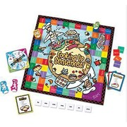 Learning Resources® Cooking Up Sentences™ Parts of Speech Game, Grades 2nd -5th