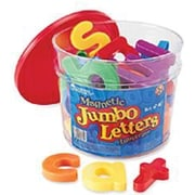 Learning Resources® Jumbo Magnetic Letter, Lowercase, 40/Pack