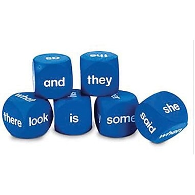 Learning Resources® Sight Word Cube, Grades 1st - 7th