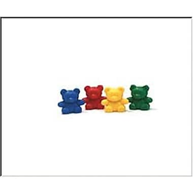 Learning Resources® Four-Color BaBy Bear Counter, Set of 100