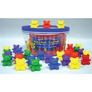 Learning Resources® Six-Color BaByBear Counter, Set of 102