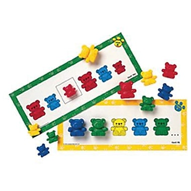 Learning Resources® Three Bear Family Pattern Cards