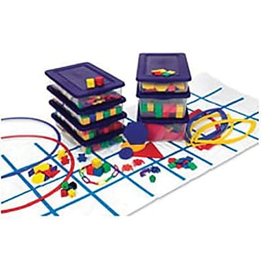 Learning Resources® Manipulatives Kit For Hands-On Standards®, Grades Pre Kindergarten-Kindergarten