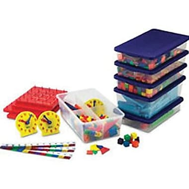Learning Resources® Manipulatives Kit For Hands-On Standards®, Grades 1st -2nd