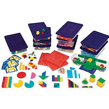 Learning Resources® Manipulatives Kit For Hands-On Standards®, Grades 3rd - 4th
