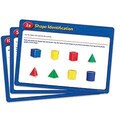 Learning Resources® Folding Geometric Shapes Activity Cards, 20/Set