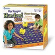 Learning Resources® Hip Hoppin Hundred Mat