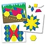 Learning Resources Magnetic Pattern Block Activity Set, 98/set