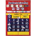 Learning Resources® Numbers and Counting Pocket Chart, 194 Cards