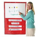 Learning Resources® Write-On / Wipe-Off Magnetic Hanging Pocket Chart