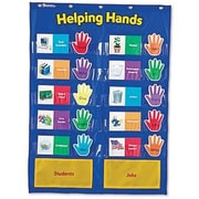 Learning Resources® Helping Hands Pocket Chart