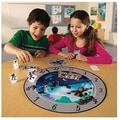 Learning Resources® Race Around The Clock Elapsed Time Game