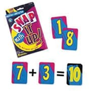 Learning Resources® Snap It Up! Addition and Subtraction Card Game
