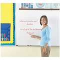 Learning Resources® Magnetic Sentence Strip, 24in.(L) x 3in.(W) Long Strips, 8in.(L) x 3in.(W) Short Strips