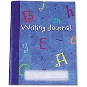 "Learning Resources Writing Journal 9"" x 7"", Blue (LER3467)"