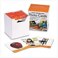 Learning Resources® Basic Vocabulary Photo Card Set, Grades Pre School - 2nd