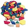 Learning Resources® Soft Foam Pattern Block, 250/Set