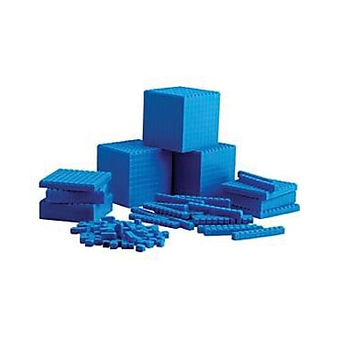 Learning Resources® Interlocking Base Units, 1000/Set