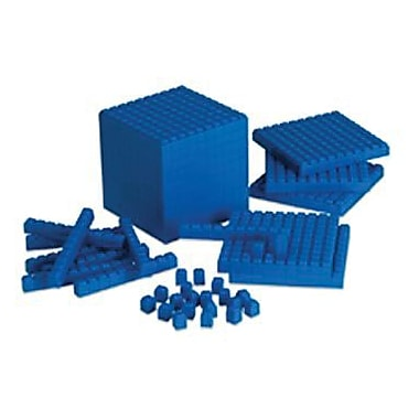 Learning Resources® Interlocking Base Ten Starter Set