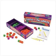 Learning Resources® Juego de Palabras Spanish Reading Rods Game