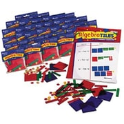 Learning Resources® Algebra Tiles Classroom Set