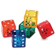 Learning Resources® Dice In Dice Bucket