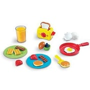 Learning Resources® Pretend and Play® Rise and Shine Breakfast