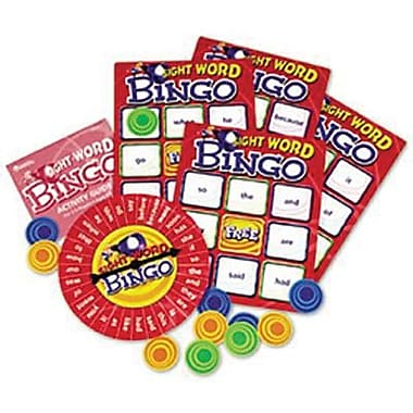 Learning Resources® Sight Word Bingo Game, Grades Kindergarten - 2nd