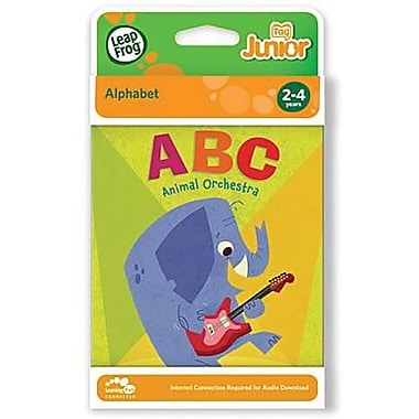 LeapFrog® Tag™ Junior Book ABC Animal Orchestra Book, Grades 4th - 7th