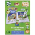 LeapFrog® Tag™ Learn To Read Phonics Book Set 1, Short Vowels