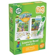 LeapFrog® Tag™ Learn To Read Phonics Book Set 2, Long Vowels