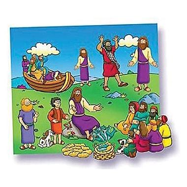 Little Folk Visuals® Flannel Board, Miracles of Jesus