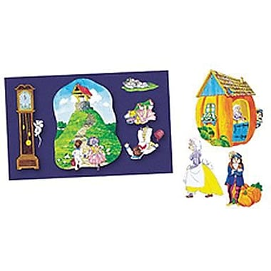 Little Folk Visuals® Flannel Board Set, Nursery Rhymes 1