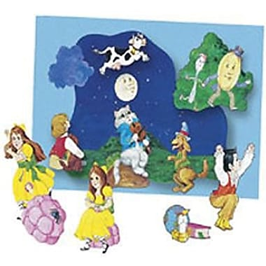 Little Folk Visuals® Flannel Board Set, Nursery Rhymes 2